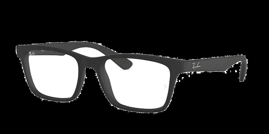 Ray-Ban RB7025 Matte Black 53 Eyesize