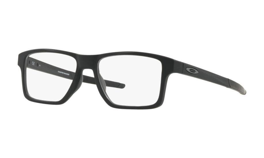 Oakley Chamfer Squared Satin Black 54 Eyesize (OX8143-0154)