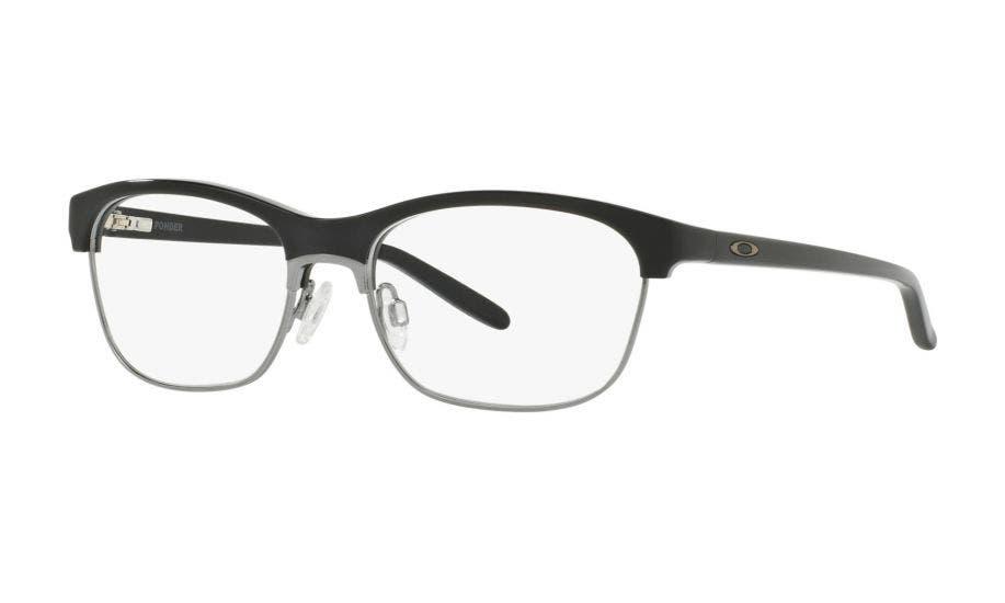 Oakley Ponder Polished Black 52 Eyesize (OX1134-0152)