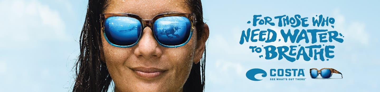 Womens Costa Sunglasses