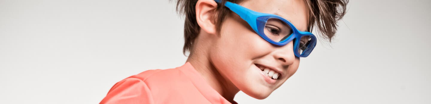 kids raquetball glasses