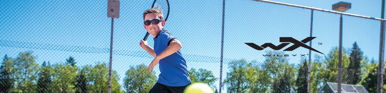 382e743012 wiley x youth force kids prescription sports glasses