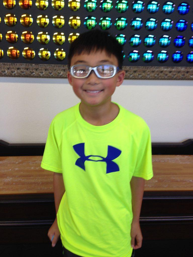 Children's rec Specs, Rec Specs for Children