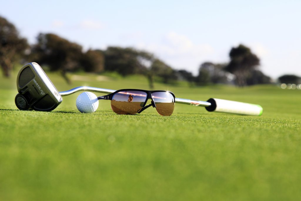 Prescription Golf Sunglasses Buying Guide, Adidas TourPro prescription golf sunglasses