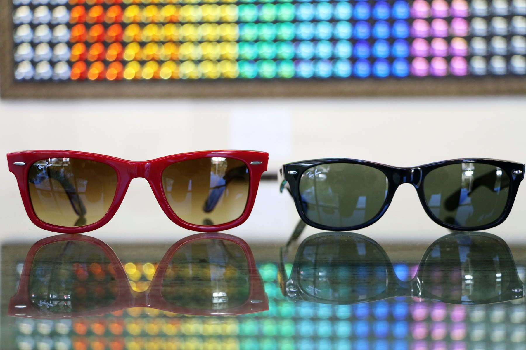 8969e795acd Ray-Ban New Wayfarer vs. Original Wayfarer