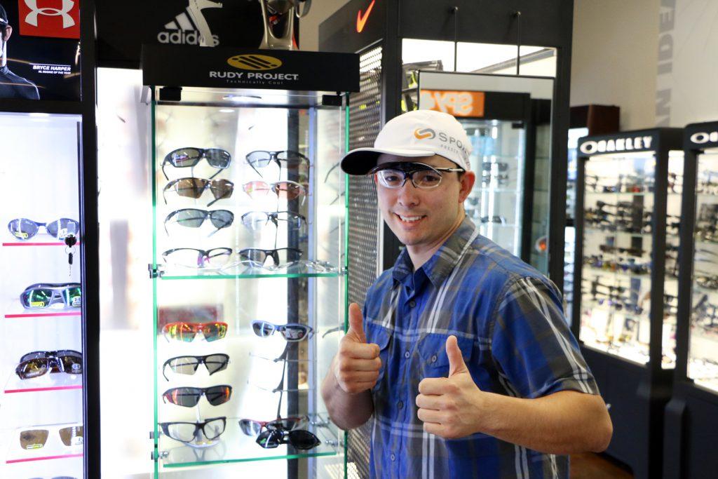 Rudy Project Exception, Rudy Project Prescription Sunglasses