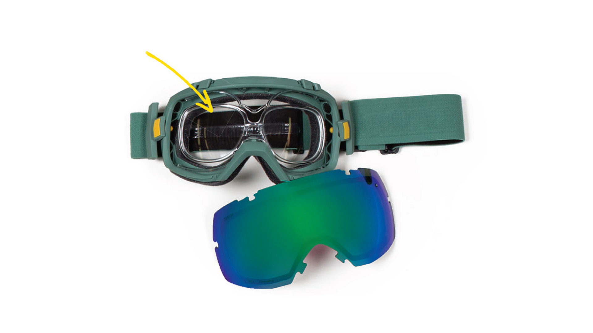 Prescription Ski Goggles: Yes It's Possible. | SportRx