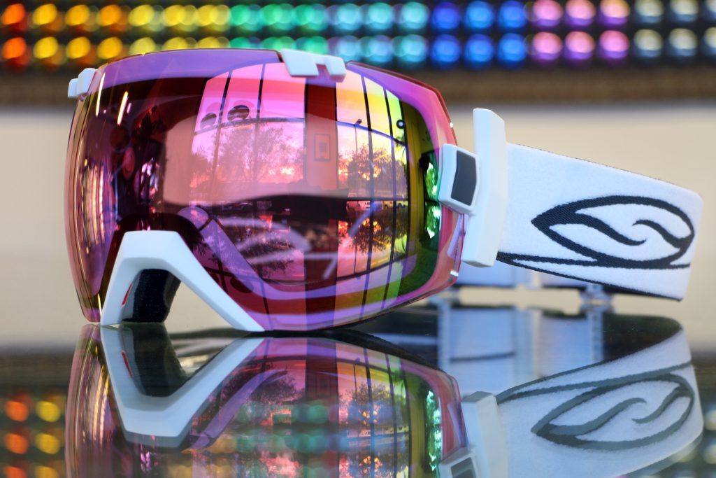 Smith I/OX prescription ski goggles