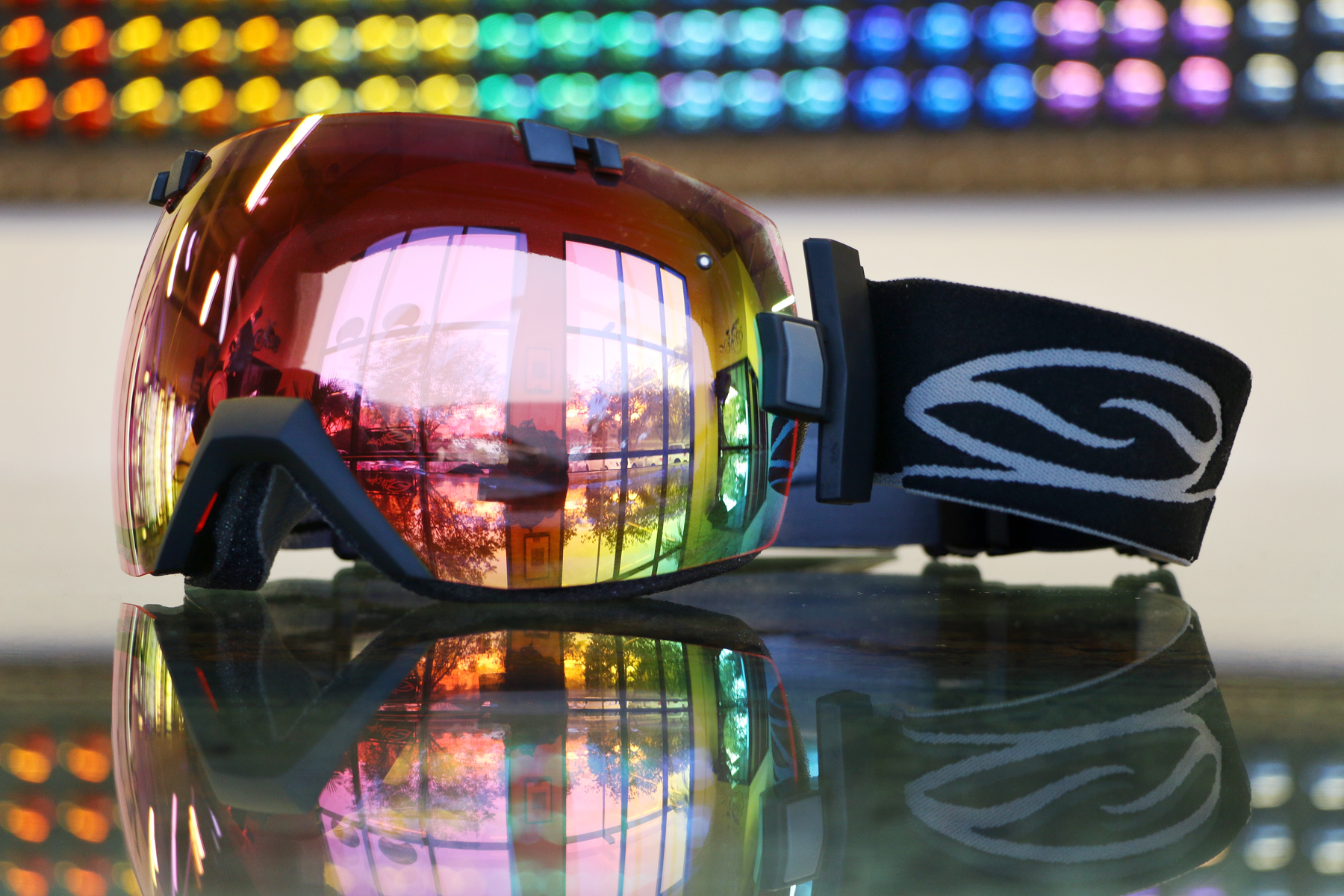 Smith I/OX Turbo Prescription Ski Goggle