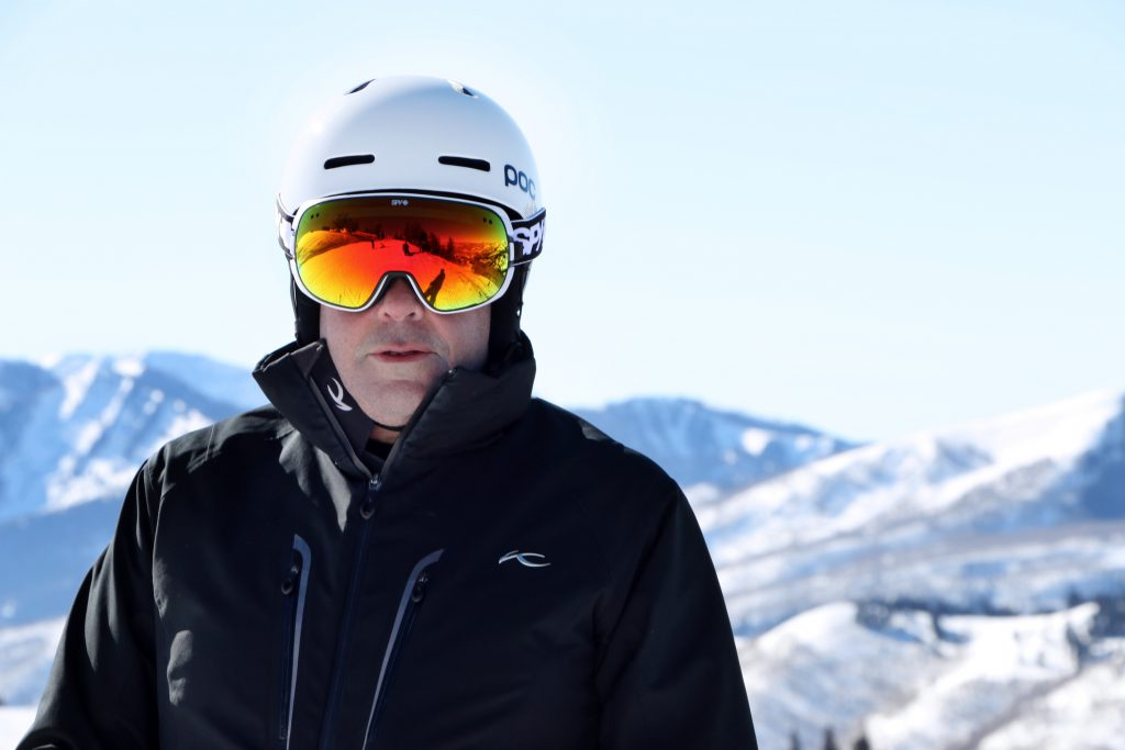 Anti-fog prescription ski goggles