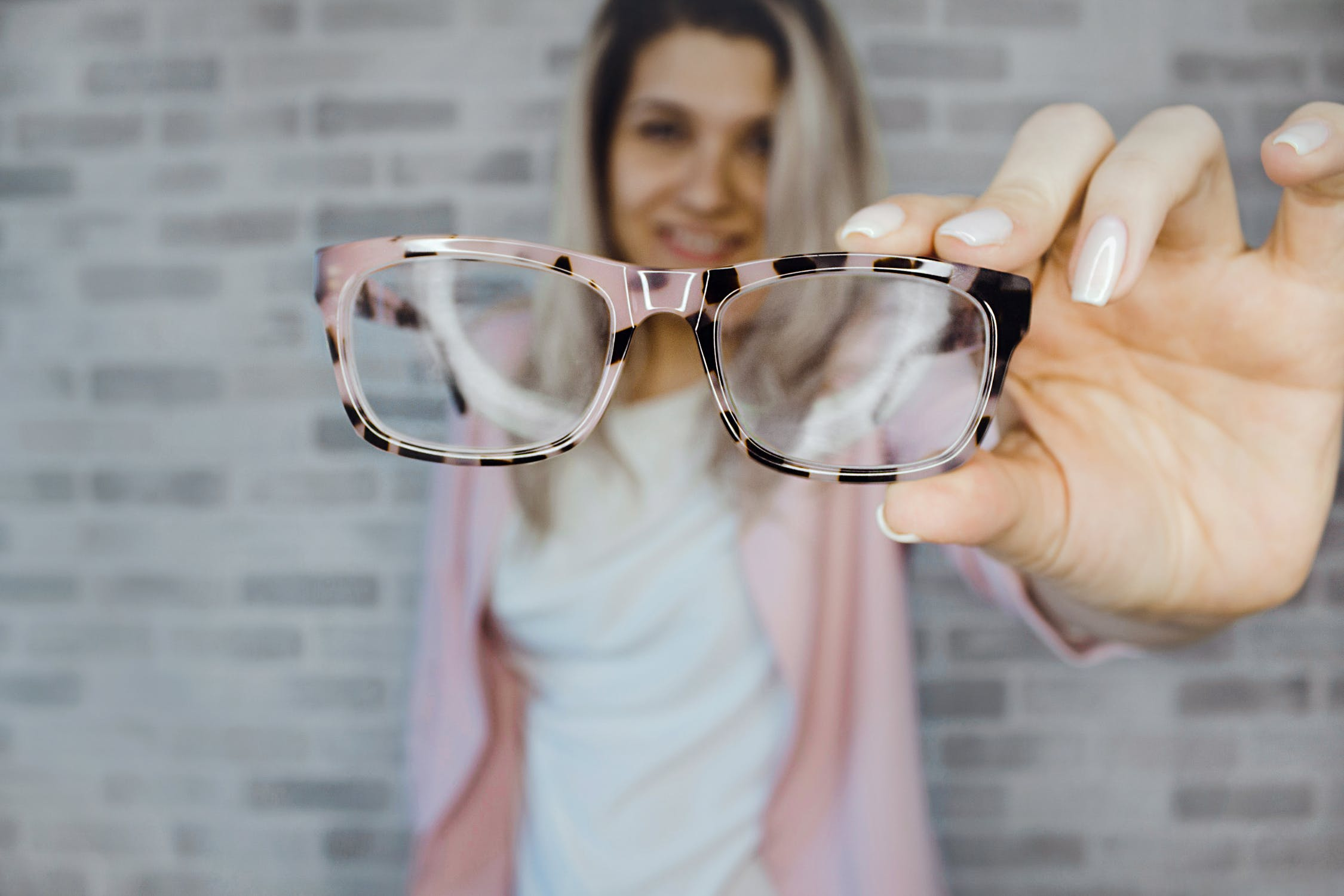 Need New Prescription Lenses in Your Old Frame?