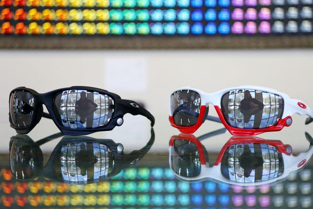 Oakley Racing Jacket vs. Oakley Jawbone prescription sunglasses