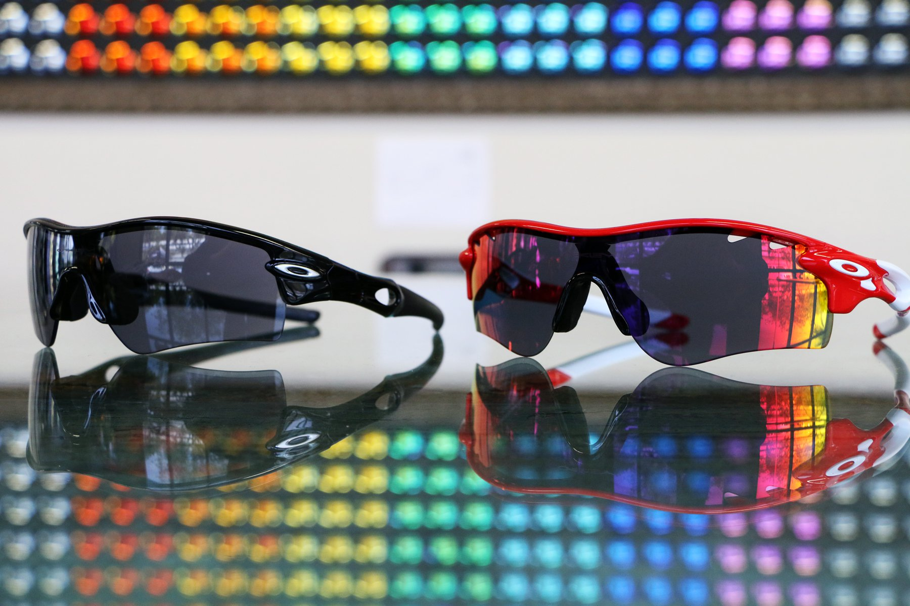 Oakley Radar and Radarlock Prescription Sunglasses