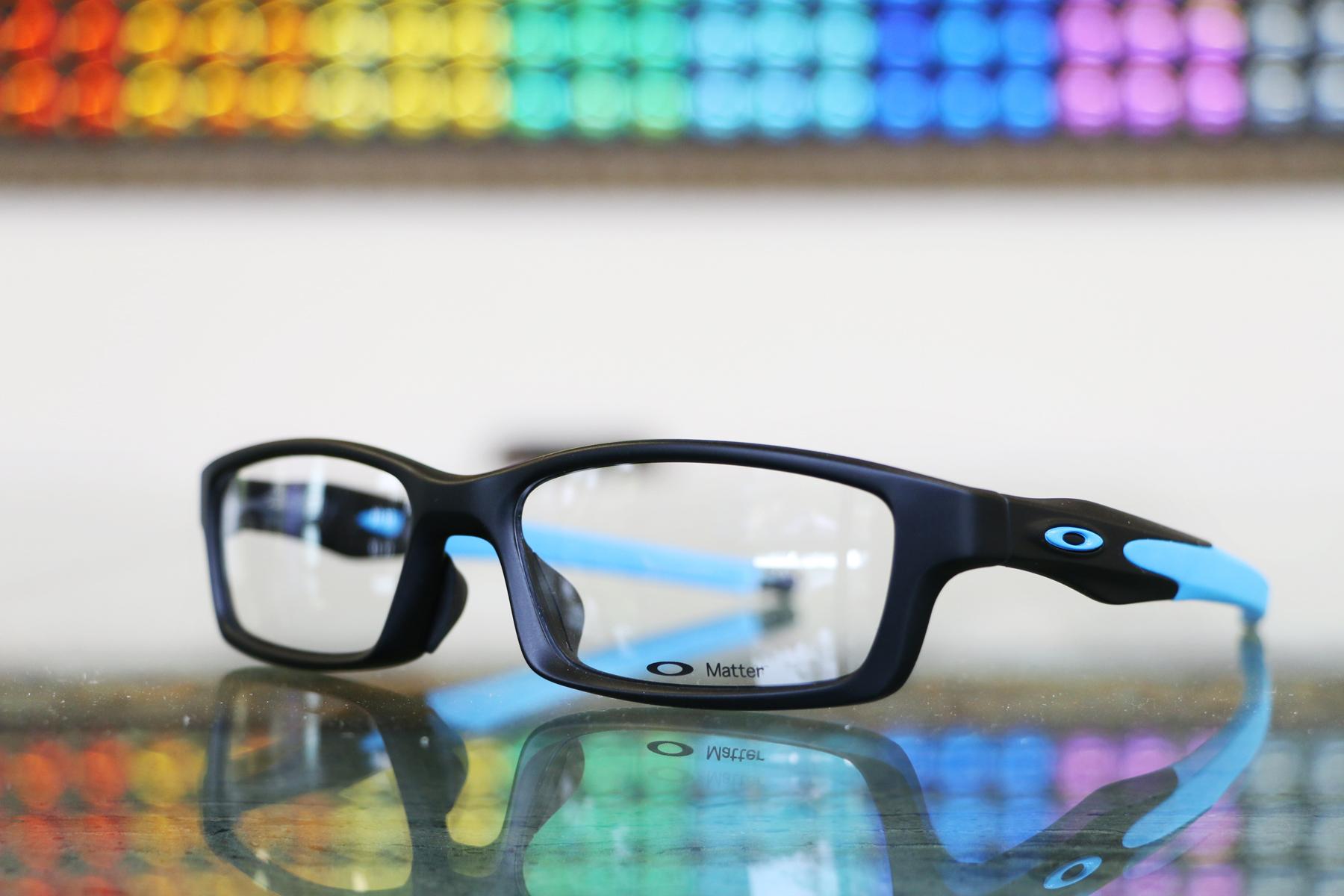 d7522b568b The Oakley Crosslink  Sports Glasses in Disguise