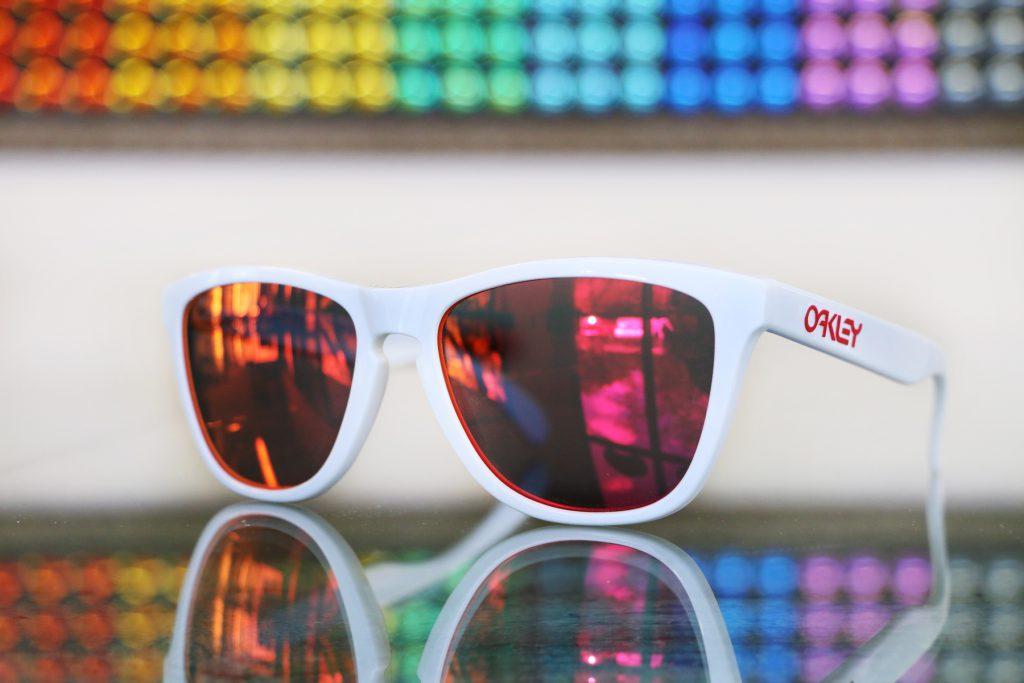 Oakley Frogskin, Oakley Sunglasses
