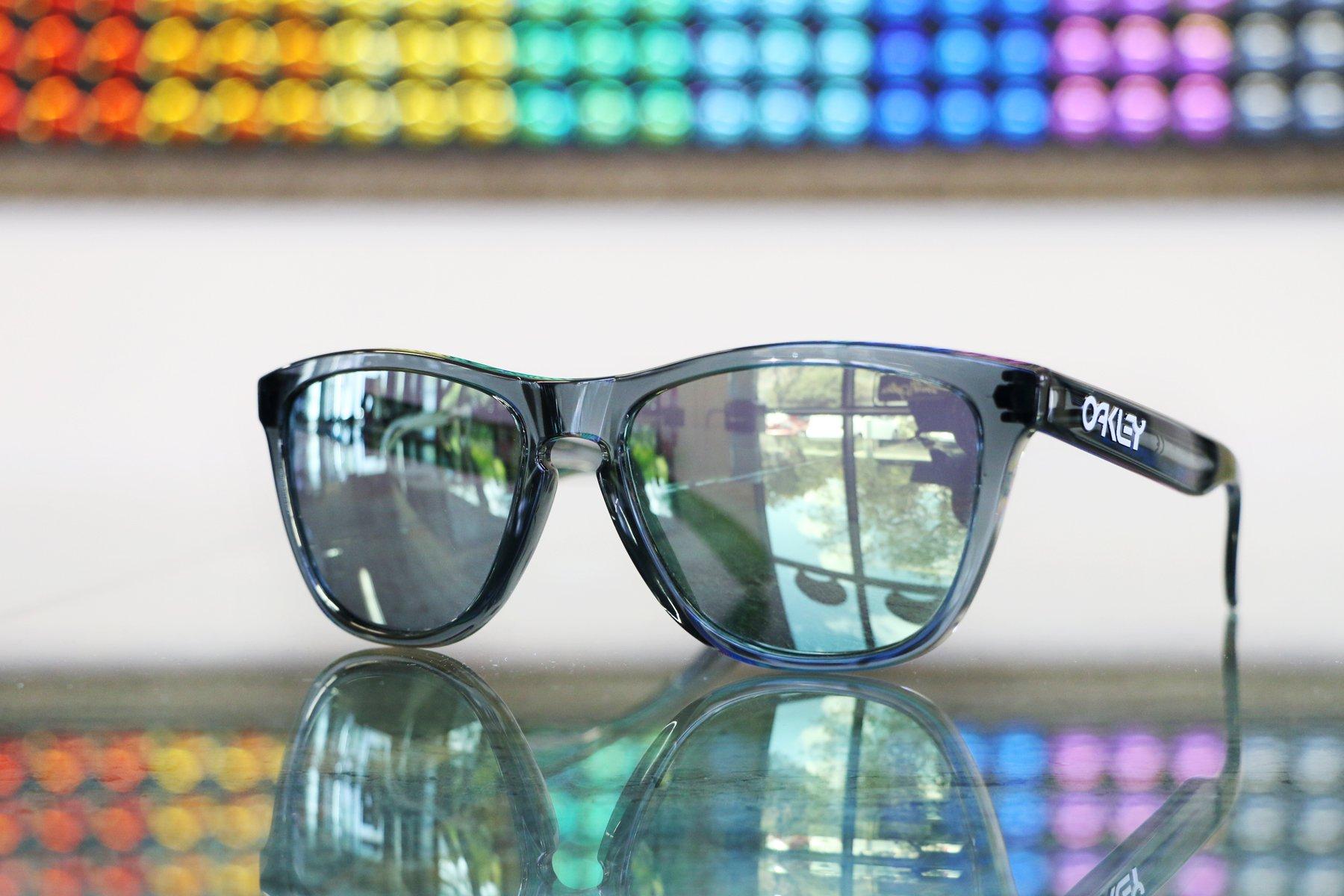 Oakley Frogskins, Oakley Prescription Sunglasses