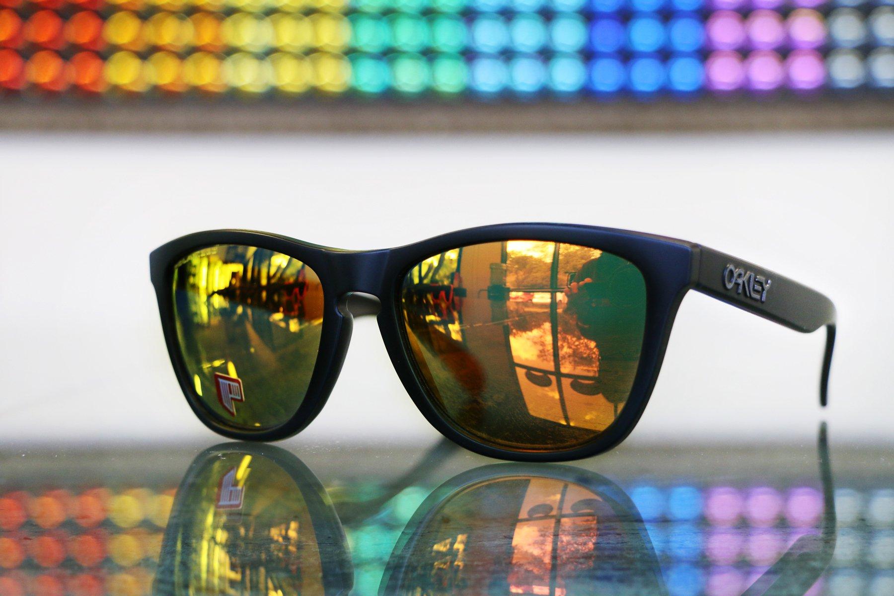 Oakley Frogskins, Oakley Frogskins Polarized, Oakley Prescription Sunglasses