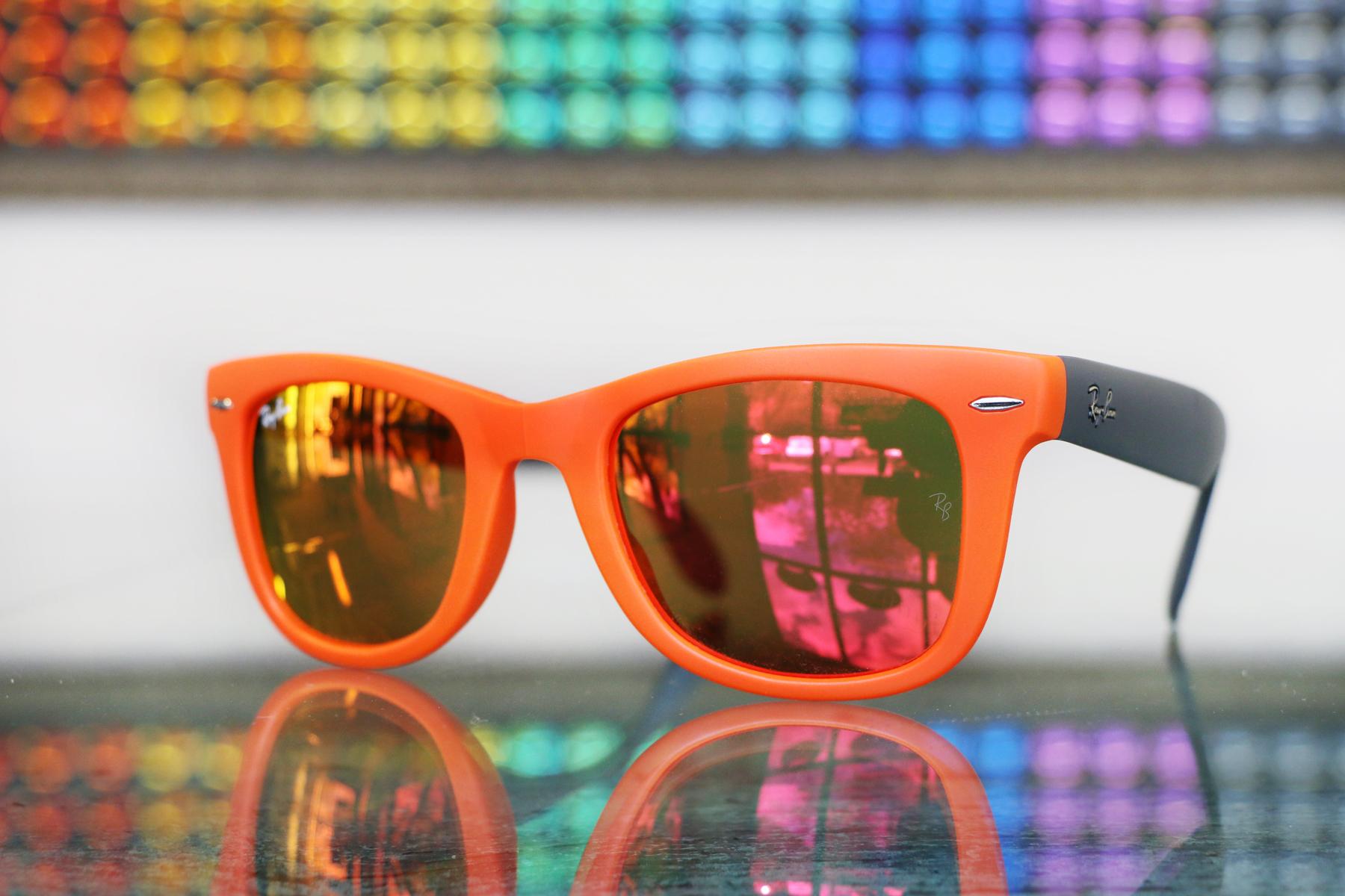 Ray Ban Folding Wayfarer, Ray Ban Prescription Sunglasses