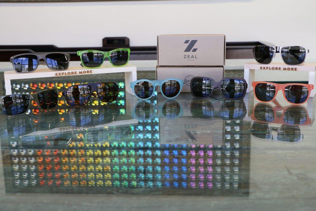 Zeal Optics Sunglasses