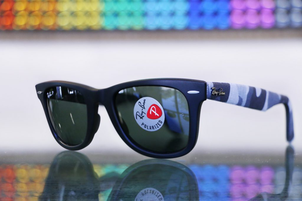 Ray Ban Original Wayfarer 50 eye size, Wayfarer 50 vs 54