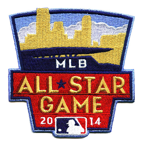 MLB All-Star Game 2014 logo, MLB All Star Game 2014 Sunglasses