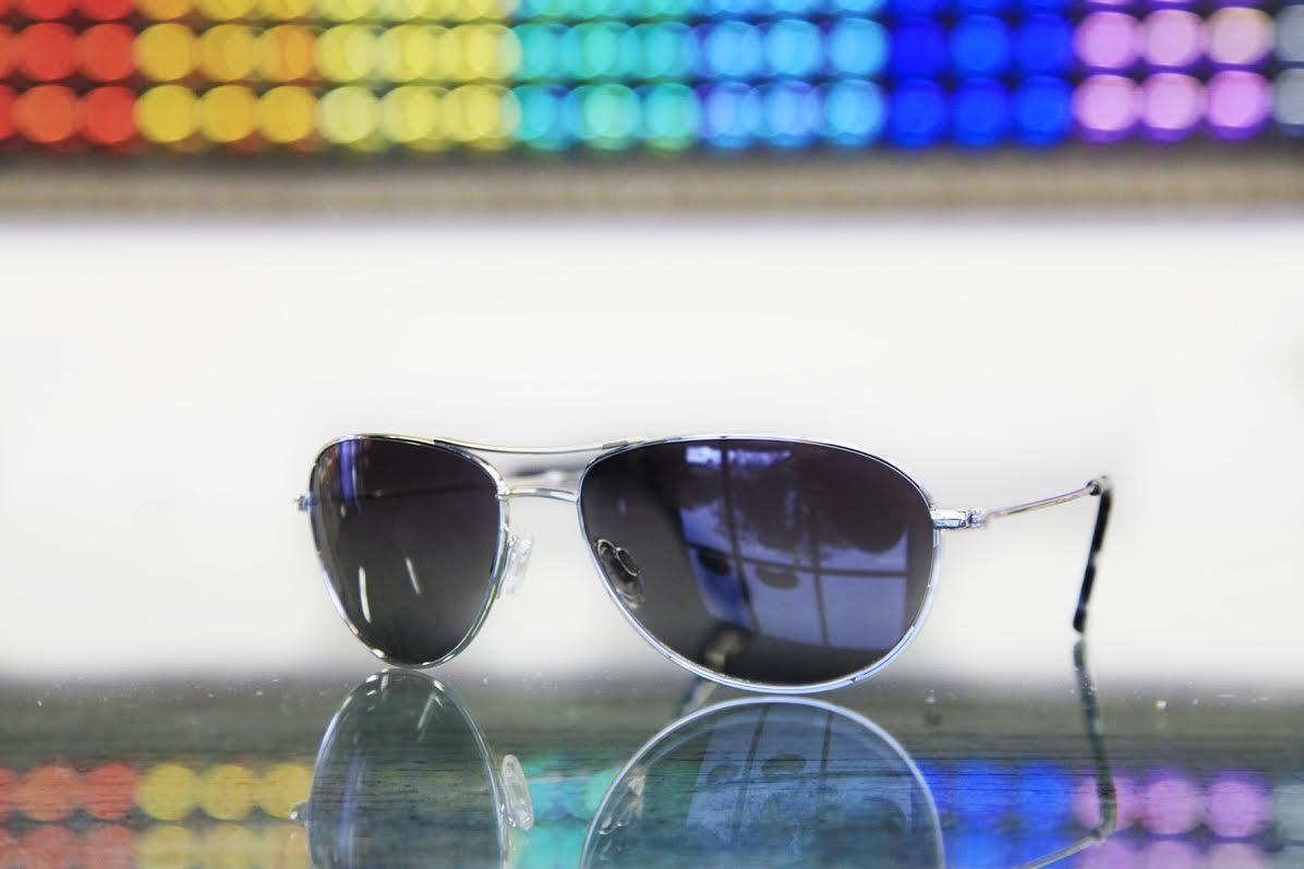3525e22bc1 Maui Jim Baby Beach Prescription Aviator Sunglasses