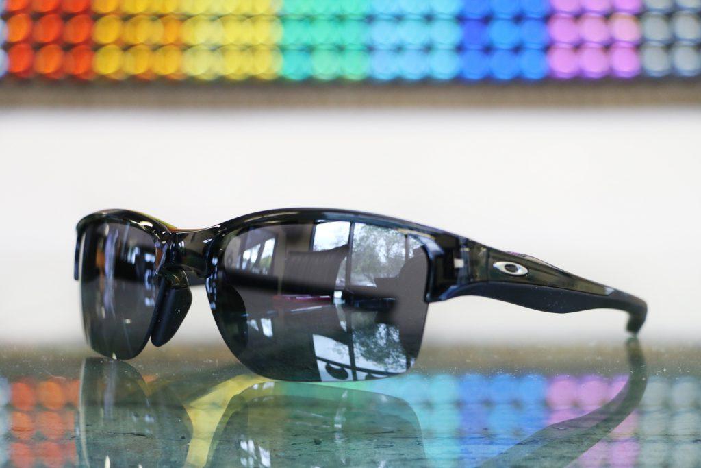 Oakley Asian Fit, Oakley Halflink Prescription Sunglasses, Oakley Halflink polished black