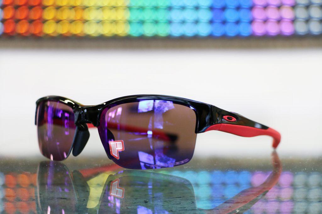 Oakley Asian Fit, Oakley Halflink Prescription Sunglasses, Oakley Halflink black and red