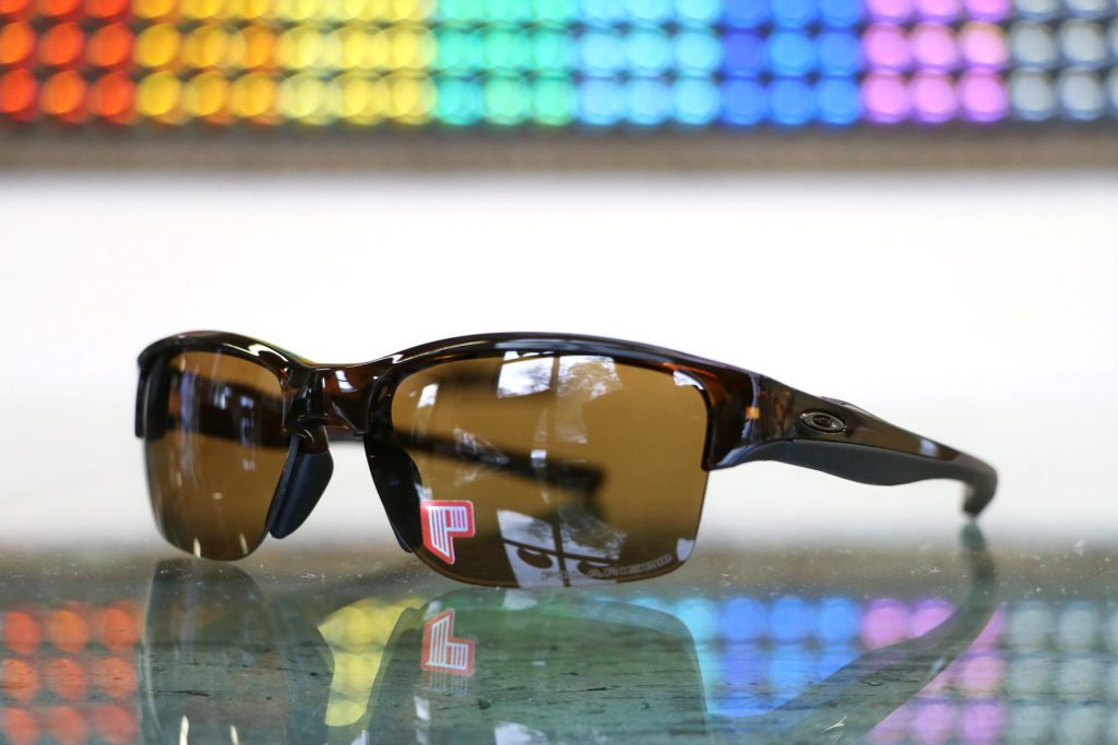 Oakley Asian Fit, Oakley Halflink Prescription Sunglasses, Oakley Halflink polished root beer
