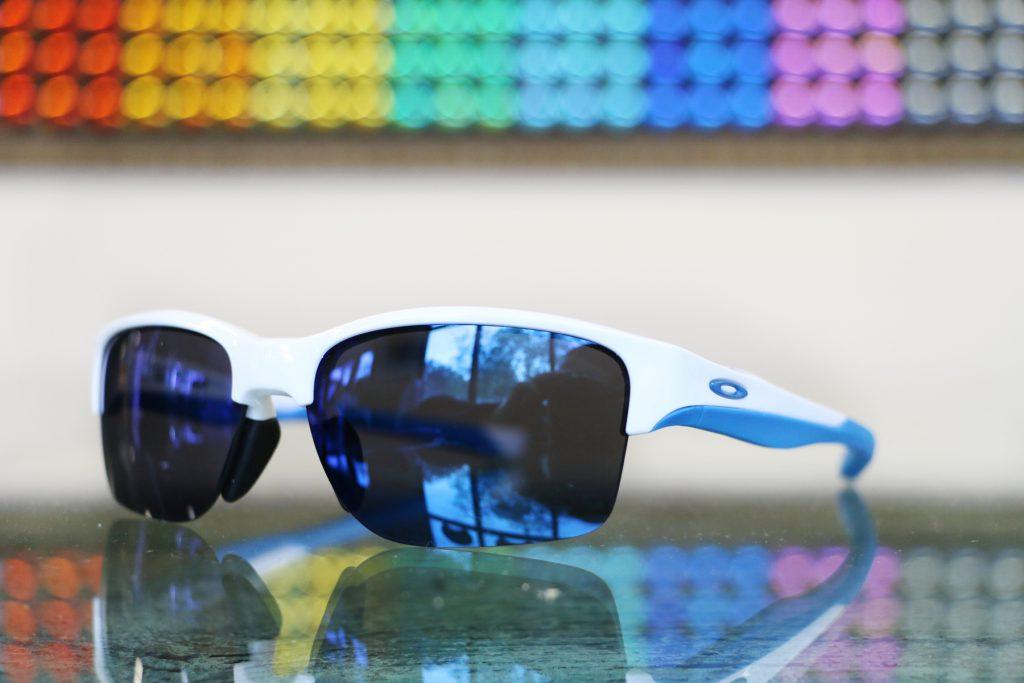 Oakley Asian Fit, Oakley Halflink Prescription Sunglasses, Oakley Halflink polished white