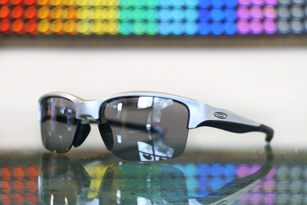 Oakley Asian Fit, Oakley Halflink Prescription Sunglasses, Oakley Halflink silver