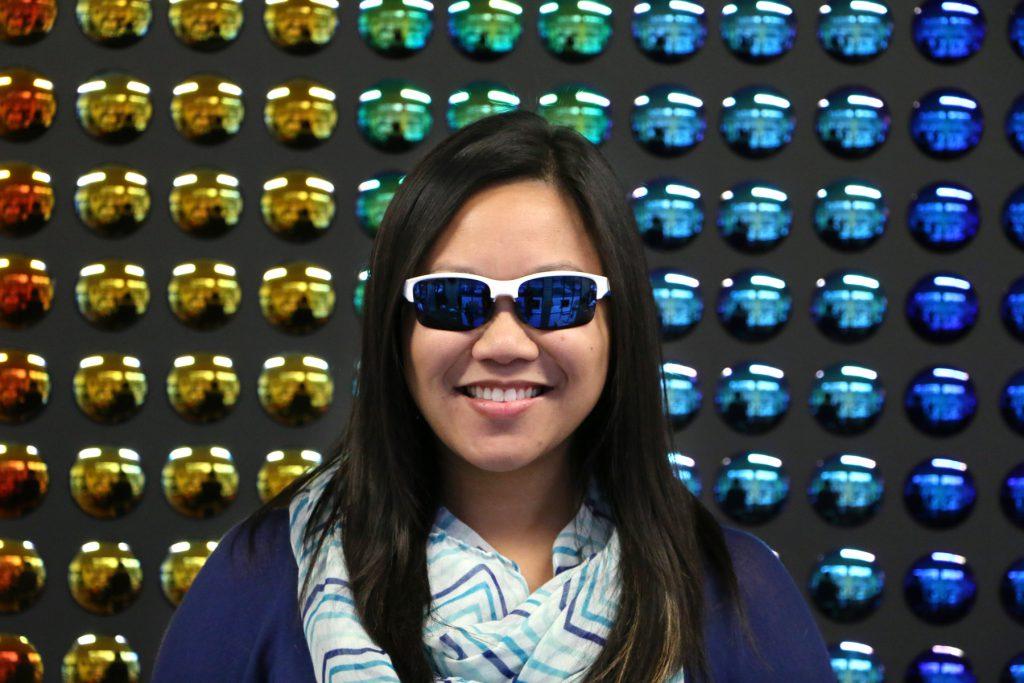 Oakley Halflink on face, Oakley Asian Fit, Oakley Prescription Halflink