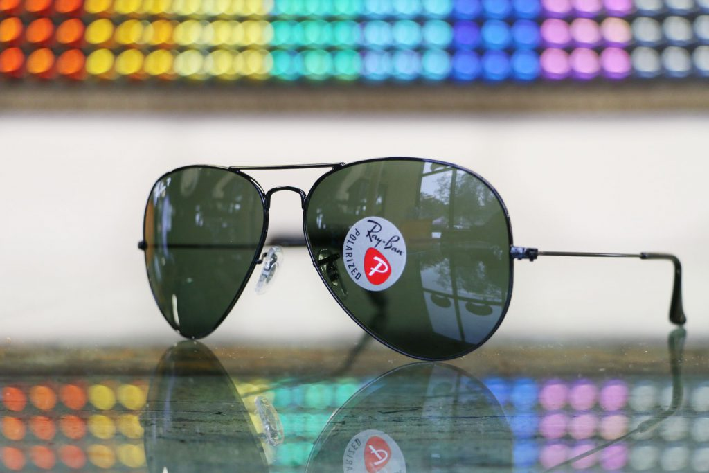 Ray Ban Aviator Prescription Sunglasses, rb3025 polarized, Ray Ban Aviator Prescription Sunglasses for men and women