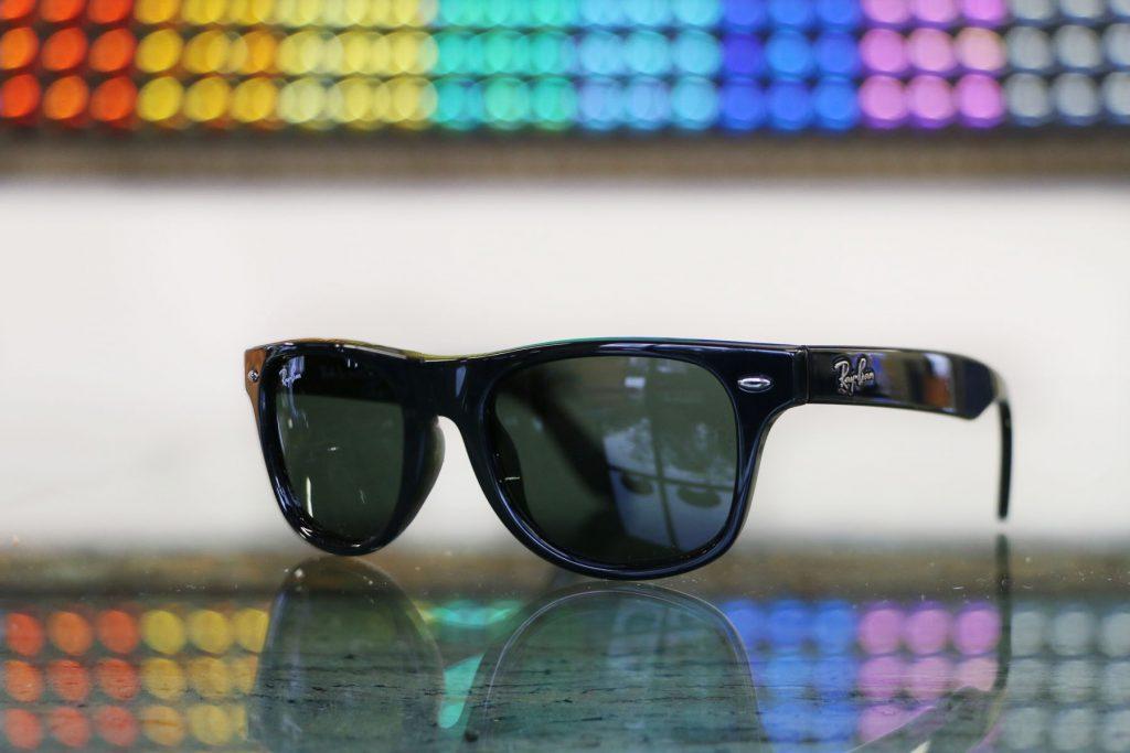 Ray-Ban New Wayfarer Junior, Ray Ban Wayfarer Prescription Sunglasses for kids