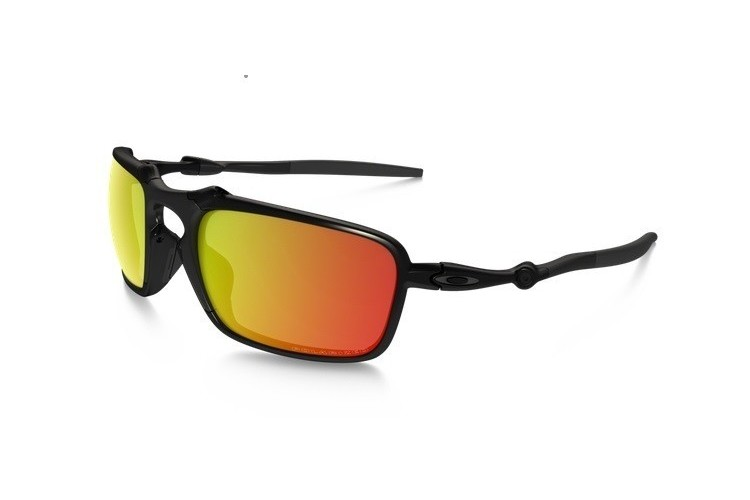 Oakley Badman side view, Oakley Badman prescription sunglasses