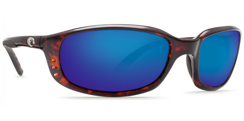 New Costa del Mar Mag Bay Polarized Sunglasses Tortoise//Gray 580P Fishing XL