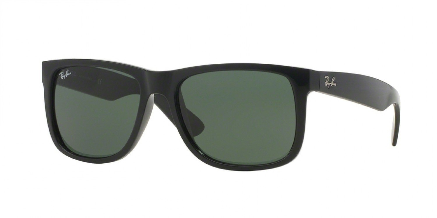 Ray-Ban Justin RB4165 Tortoise prescription sunglasses