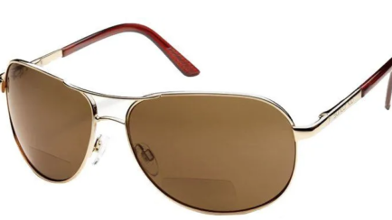 Suncloud Aviator Reading Sunglasses