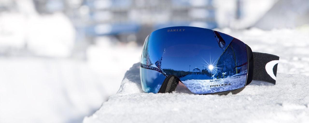Oakley Flight Deck, asian fit snow goggles