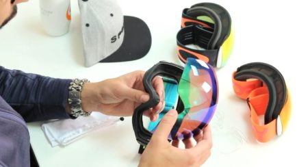 How To Change Oakley Flight Deck Lenses