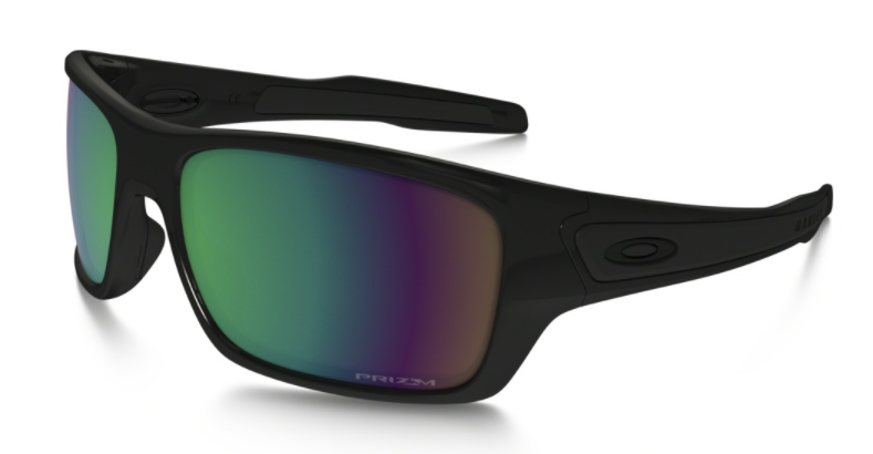 Oakley Turbine with Oakley PRIZM Shallow Water Polarized Lenses, Oakley PRIZM Blue Light Lenses