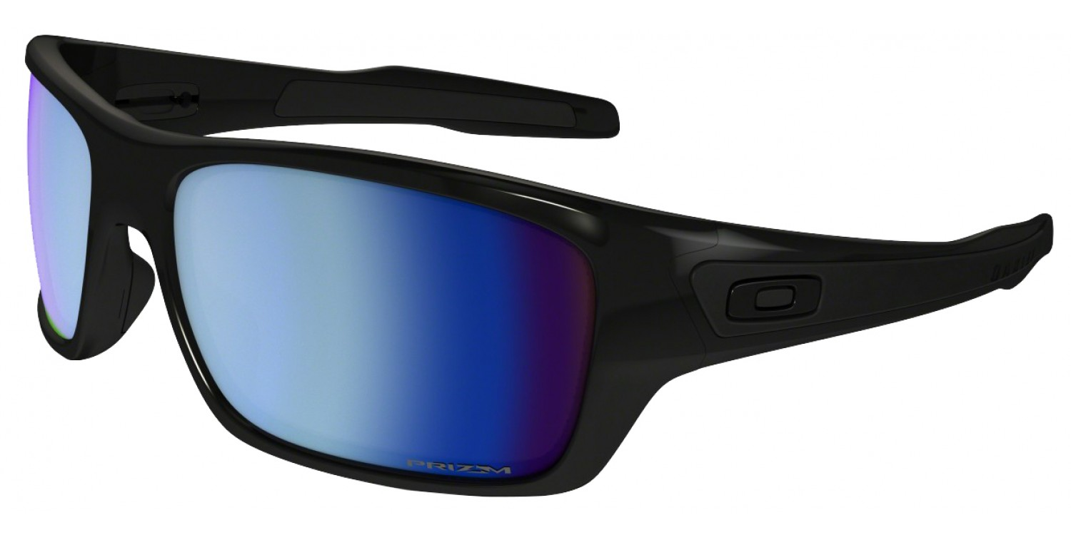 Oakley Turbine PRIZM Daily Sunglasses, Oakley PRIZM Daily Lenses