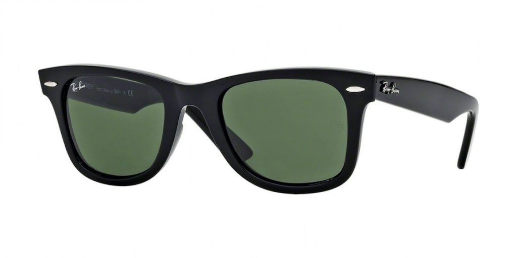 Ray-Ban Original Wayfarer 50 eyesize, Ray-Ban Prescription Wayfarer