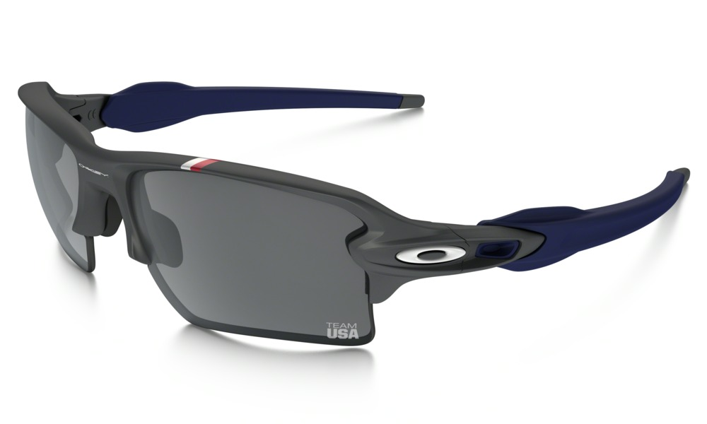 Oakley Flak Jacket Team USA Prescription Sunglasses