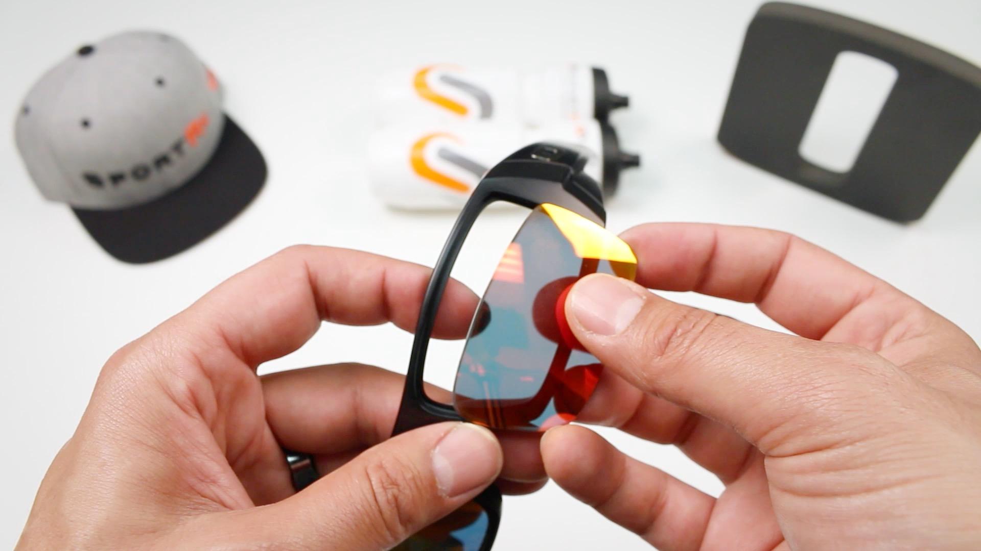 How To: Change Oakley Gascan Lenses