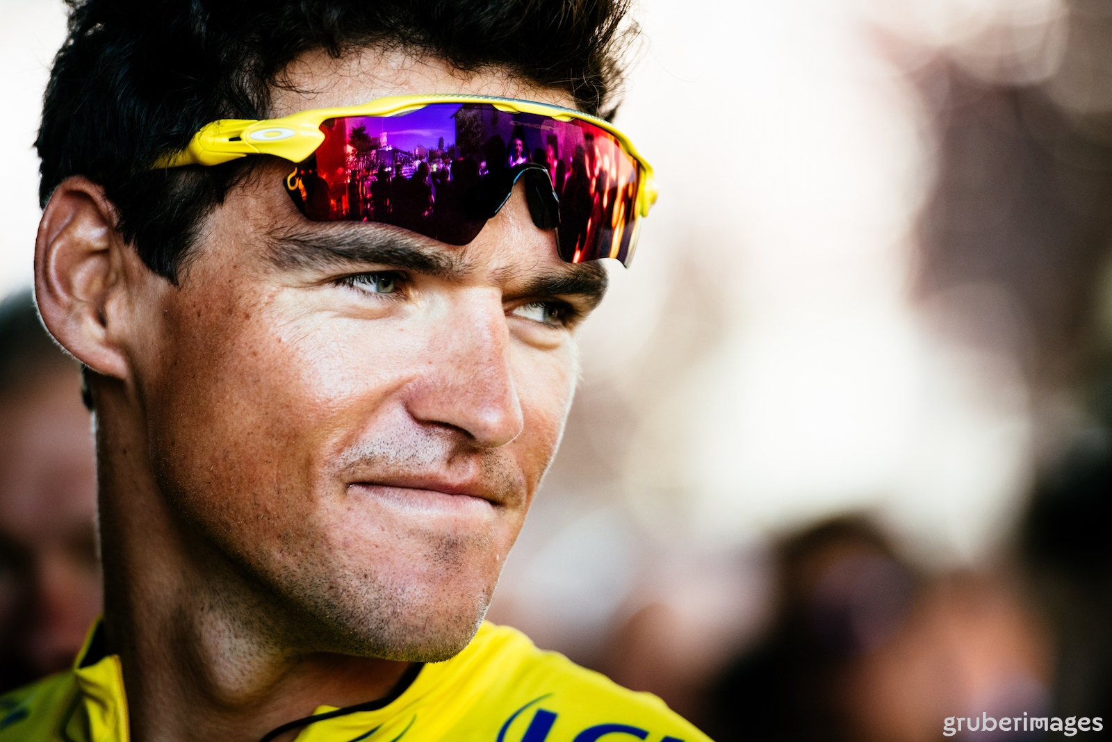 Greg Van Avermaet in Oakley Radar EV Path