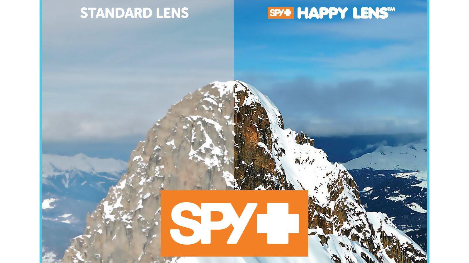Prescription Spy Happy Lens