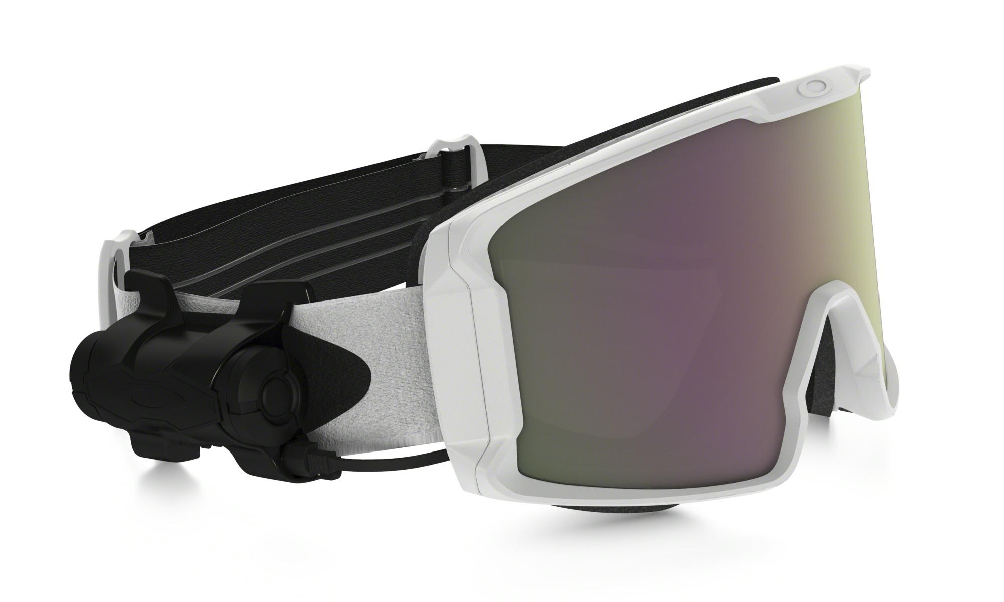 Oakley PRIZM Inferno Line Miner Snow Goggles, Oakley prescription goggles, Prizm Snow