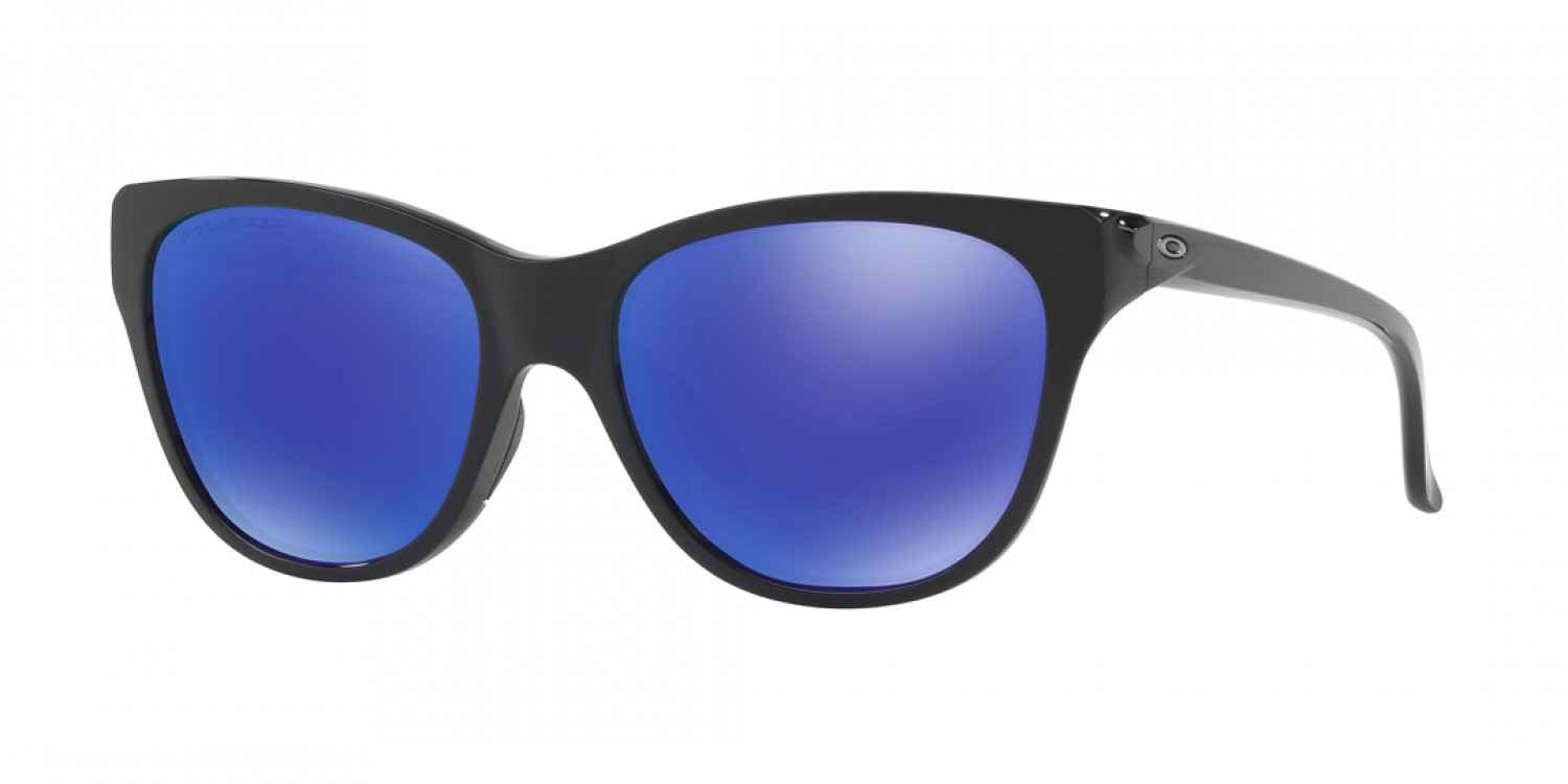 Oakley Hold Out Sunglasses - Polished Black