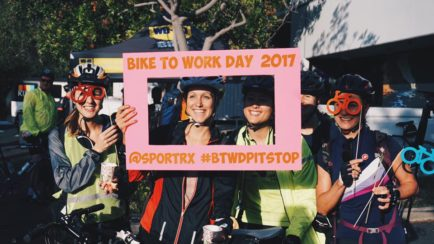 Bike to Work Day | SportRx wins Favorite Pit Stop!